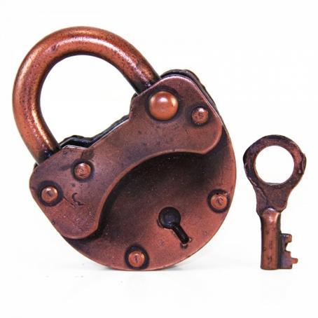 Klótka z kluczem