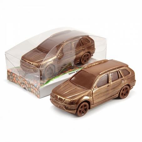 Prezent z czekolady Samochód BMW X5