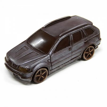 wysokiej jakości prezent z czekolady Samochód BMW X5