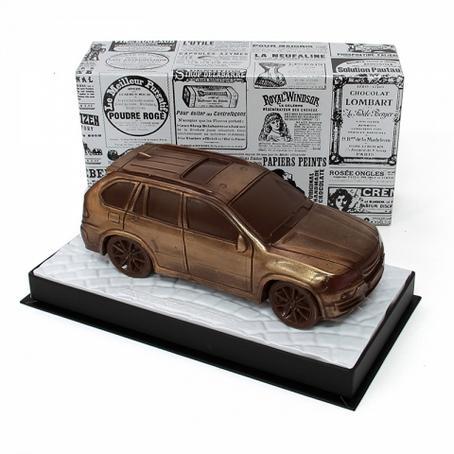 prezent z czekolady dla faceta Samochód BMW X5