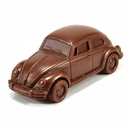 Samochód Garbus Oryginalny prezent z czekolady najwyższej jakości