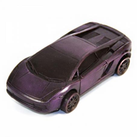 Idealny na prezent Samochód z czekolady Lamborghini Gallardo