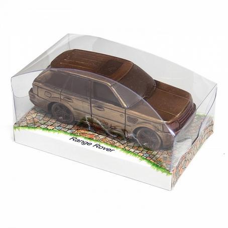 Czekoladowy prezent Samochód range rover sport