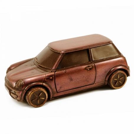 niepowtarzalny prezent z czekolady Samochód Mini Cooper