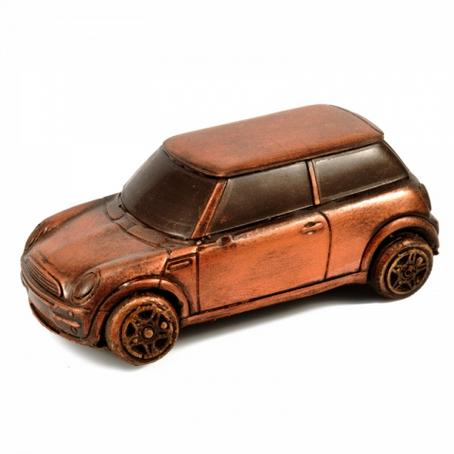 czekoladowy Samochód MINI Cooper podarunek dla każdego