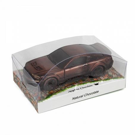 Czekoladowy upominek Samochód Ford Mustang Shelby GT500