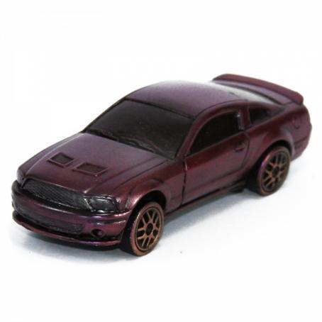 Samochód z czekolady Ford Mustang Shelby GT500 Oryginalny upominek