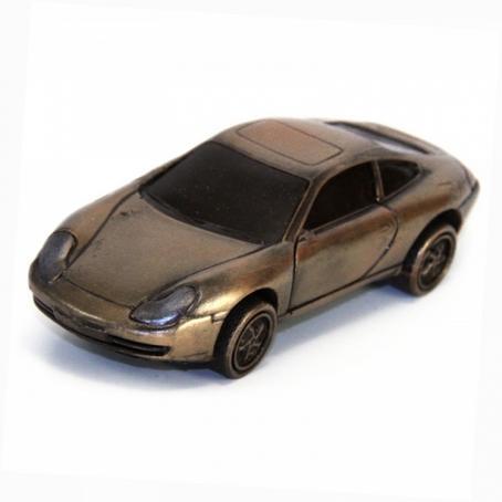czekoladowy Samochód Porsche słodki podarunek