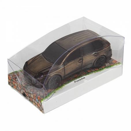 Fajny prezent z czekolady Samochód Porsche Cayenne