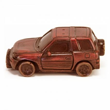 czekoladowy Samochód Toyota Raw4 dla Chłopaka