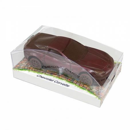 prezent świąteczny z czekolady SAMOCHÓD CHEVROLET CORVETTE C6 Z06