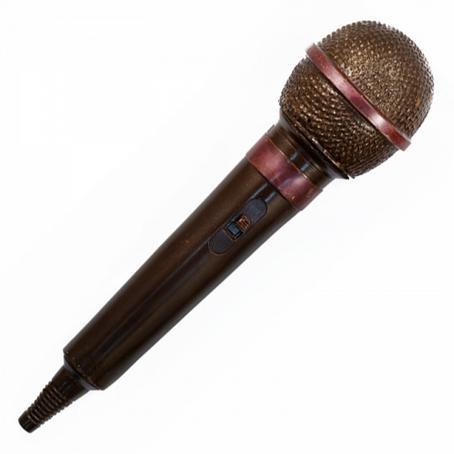 Czekoladowy Mikrofon