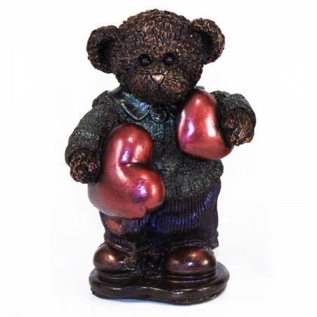 Niedźwiadek z kapturem i sercem