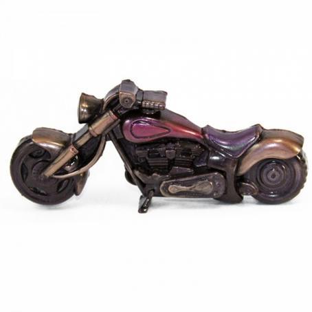 Motocykl z czekolady świetny na prezent