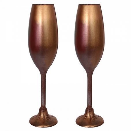 Kieliszki do szampana (zestaw 2 sztuki)