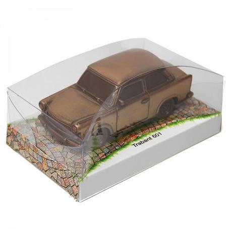 czekoladowy Samochód Trabant 601 prezent doskonały