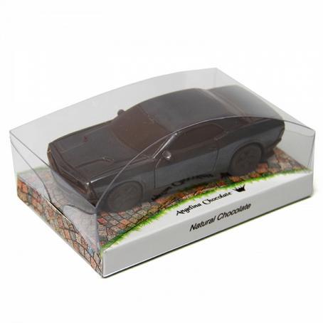 super prezent czekoladowy Samochód Dodge Challenger Concept