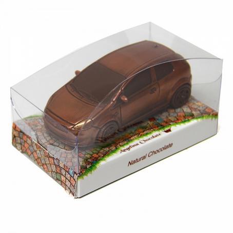 Niezwykły prezent z czekolady Samochód Fiat Grande Punto
