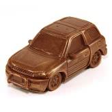 wyjątkowy prezent z czekolady Samochód Toyota RAV4