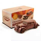 Samochód z czekolady Citroën Traction Avant 15CV dla niebanalnego prezentu