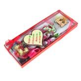 Litery z czekolady LOVE
