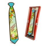 Czekoladowy krawat wielkanocny